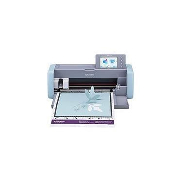 Máquina para recorte c/Scanner ScanNCut 110v SDX125 Brother CX 1 UN