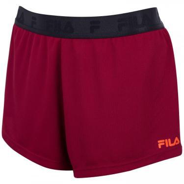 Shorts Fila Training Elastic II - Feminino Fila Feminino