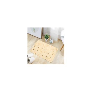 Imagem de Comfort Food Creations Burrito Wrap Manta Quadrada Tapete de Banheiro 40X60Cm