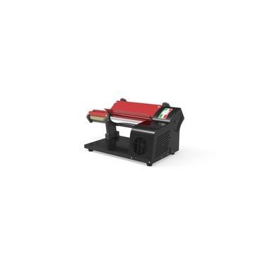 Cilindro Laminador Máquina Massa Elétrica Anodilar 220V - Preto