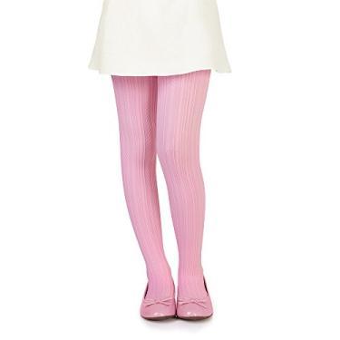 Meia-calça Fio 70, Lupo, Meninas, Branco Antartida, G