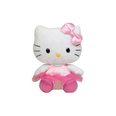 Imagem de Pelúcia Ty Beanie Babies Hello Kitty Bailarina - Dtc Linda!!