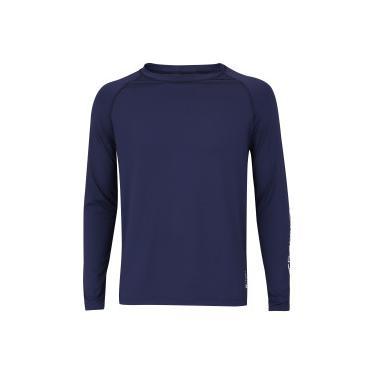 Camiseta Manga Longa com Proteção Solar UV Oxer Garden - Masculina Oxer Masculino