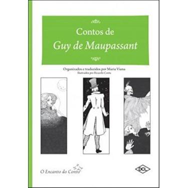 Contos de Guy de Maupassant - Volume 1 - Capa Comum - 9788536807850