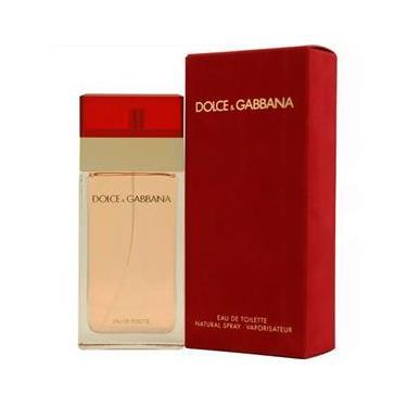 Perfume Dolce Gabbana Feminino Eau de Toilette 100ml - Dolce Gabbana