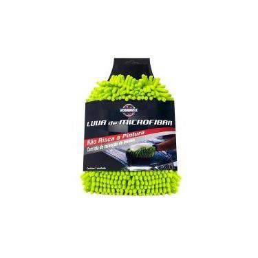 Luva De Microfibra Para Lavagem Automotiva - Rodabrill