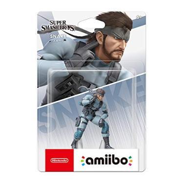 Amiibo Snake Super Smash Bros