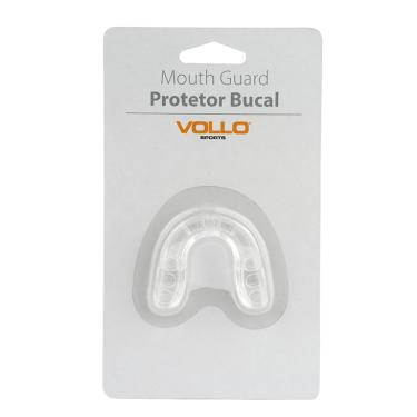 Protetor Bucal Vollo sem Estojo VM501 - Transparente