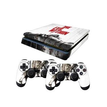 Skin PS4 Slim The Evil Within