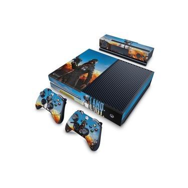 Skin Adesivo para Xbox One Fat - Players Unknown Battlegrounds Pubg