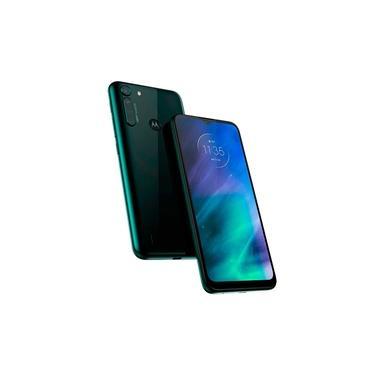 Smartphone Motorola One Fusion XT2073-VE Dual chip 4GB Ram 128GB Câmera 48MP - Verde Esmeralda