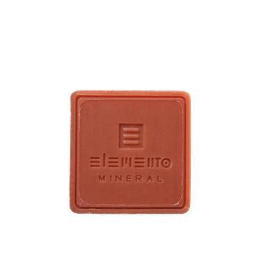 Elemento Mineral Argila Vermelha - Sabonete em Barra 100g