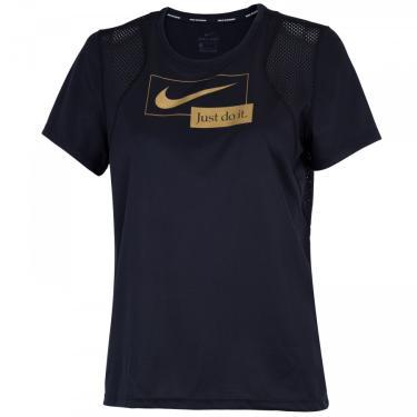 Camiseta Nike Icon Clash Run SS - Feminina Nike Feminino