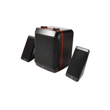 Caixa De Som Sound Master 2.1 60000028 Maxprint