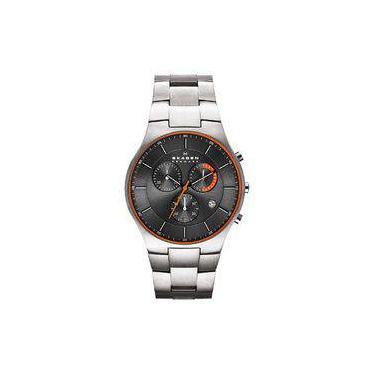 Relógio de Pulso Skagen Cronógrafo   Joalheria   Comparar preço de ... 49d885e683