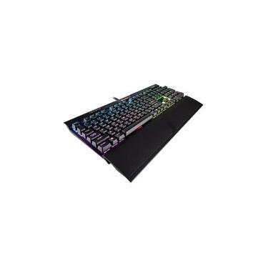Teclado Mecânico Gamer Corsair K70 MK.2 SE, RGB, Switch Cherry MX Red, ABNT2 - CH-9109010-BR