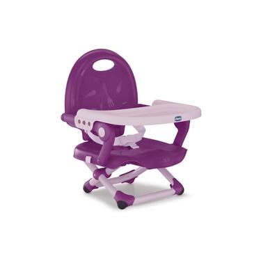 Cadeira Alimentação Pocket Snack Portátil Violetta - Chicco