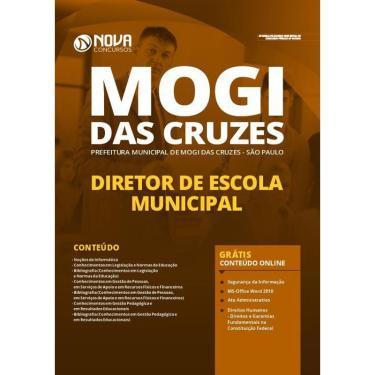 Apostila Concurso Mogi Das Cruzes - Diretor Escola Municipal