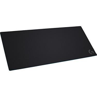 Mouse Pad Extra Grande de Tecido Logitech G840 para Jogos de Baixo DPI
