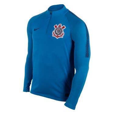 Camiseta Nike Corinthians Squad Masculina