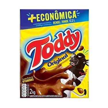 Achocolatado Em Pó - Toddy Original Forte de Vitaminas 2kg