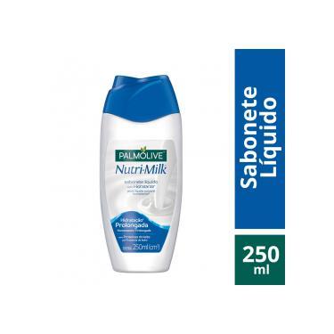 Palmolive Nutri-Milk Sabonete Líquido Hidratante 250mL