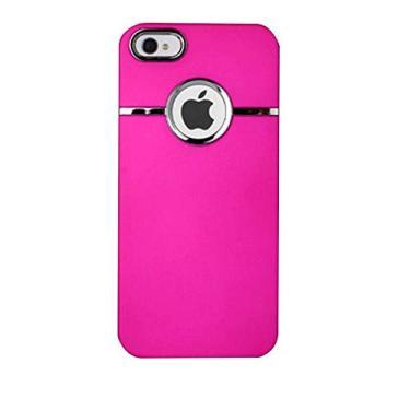 Capa P/iPhone 5/5s Rosa - Mymax