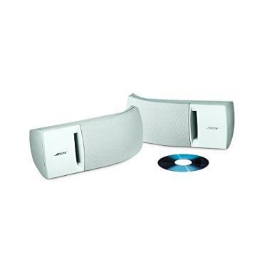 Caixa Acústica Externa Bose 161 (Par) Branco