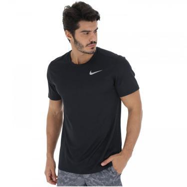 Camiseta Nike Run Top SS - Masculina Nike Masculino
