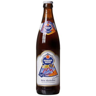 Cerveja Schneider Weisse TAP 3 Sem Álcool 500ml