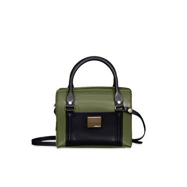 Bolsa Petite Jolie Feminina Lana Bag PJ10142 Verde Musgo