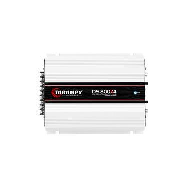 Módulo Amplificador DS800x4 Taramps Ds 800 800W Rms 4 Canais 1 Ohm