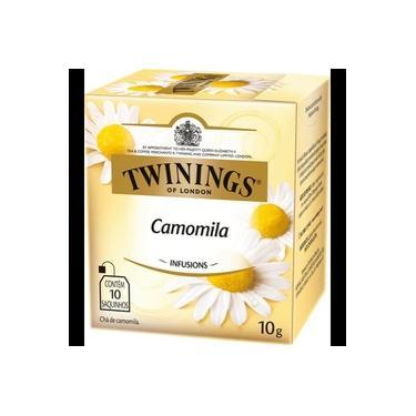 Chá 10 G Camomila Twinings Of London 10g 10 Sachês
