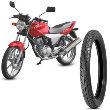 Pneu Moto CG 150 Levorin by Michelin Aro 18 2.75-18 48P Dianteiro Azonic