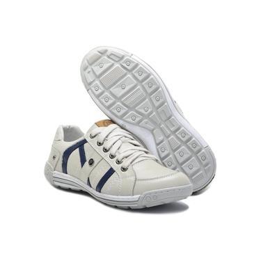 Sapatos Casual Porshe Arfada 121/02 Gelo