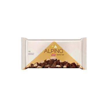 Chocolate Nestlé Alpino White Top 90g