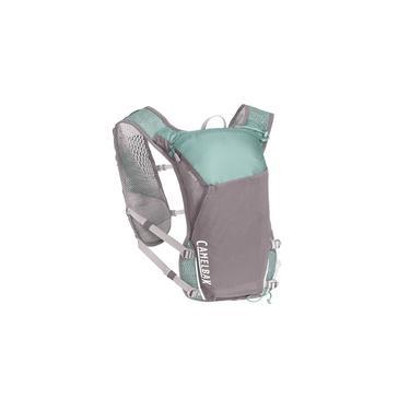 Mochila De Hidratação Camelbak Feminina Zephyr Vest Com 2 Garrafas Flexíveis 500ml