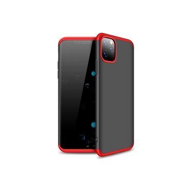 """Capa Capinha 360 Anti Impacto Iphone 11 Pro Max Tela De 6.5"""" Case Fosca Top - Primeiros Danet"""