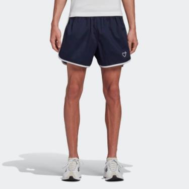 Shorts Corrida Human Made Homem GG adidas