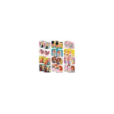Imagem de Jogo da Memória - Barbie - 24 Peças - F00479 - Fun