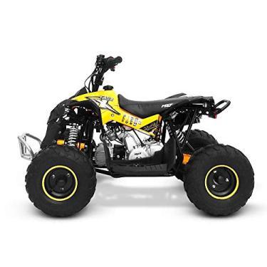 Mini Quadriciclo Thor MXF 90cc Amarelo