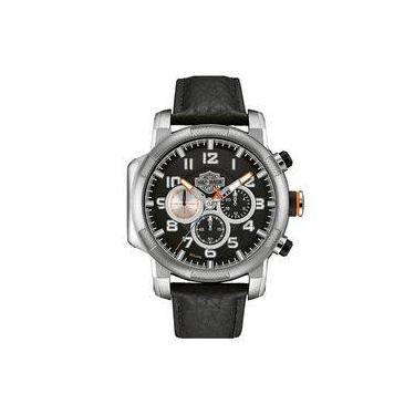 0024a652935 Relógio Bulova Masculino Harley Davidson - Wh30555t
