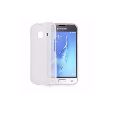 Capa Transparente Para Celular Galaxy J1 Mini Em Tpu Premium