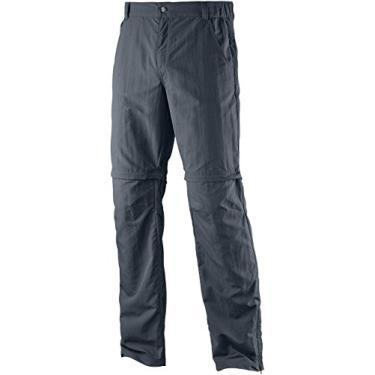 Calça Masculina Elemental Zip Off Pant Salomon Homens P