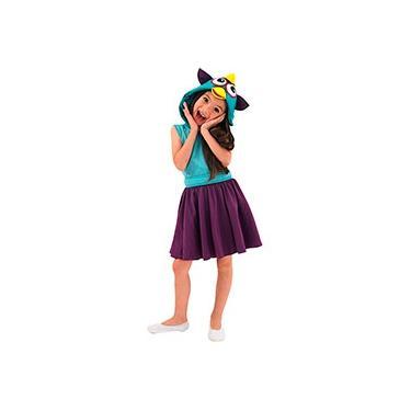 Imagem de Fantasia Infantil Furby Verde e Roxo - Sulamericana