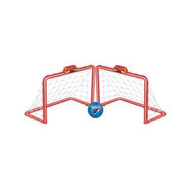Imagem de Brinquedo Chute ao Gol Homem Aranha Vermelho/Azul 2046 - Lider