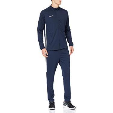 Agasalho Nike Dry Academy Track Suit Azul Marinho