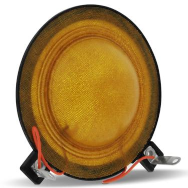 Reparo MusicAll para Driver Hinor HDI-320 100W RMS 8 Ohms Fenólico carcaça em ABS Resistente