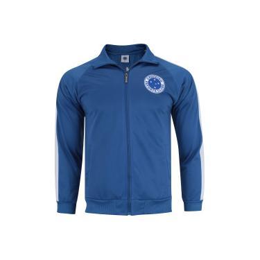 Jaqueta do Cruzeiro 17 - Masculina - AZUL BRANCO Xps Sports 66ad692ea0ea5