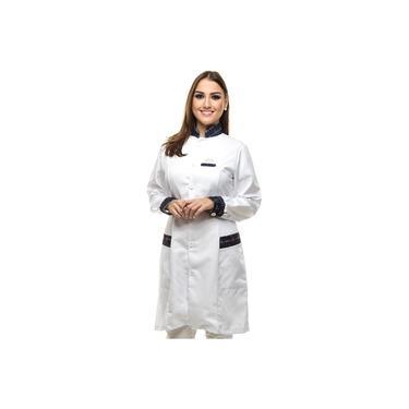 Jaleco Feminino Essencial ECG-XP-Empório Craft